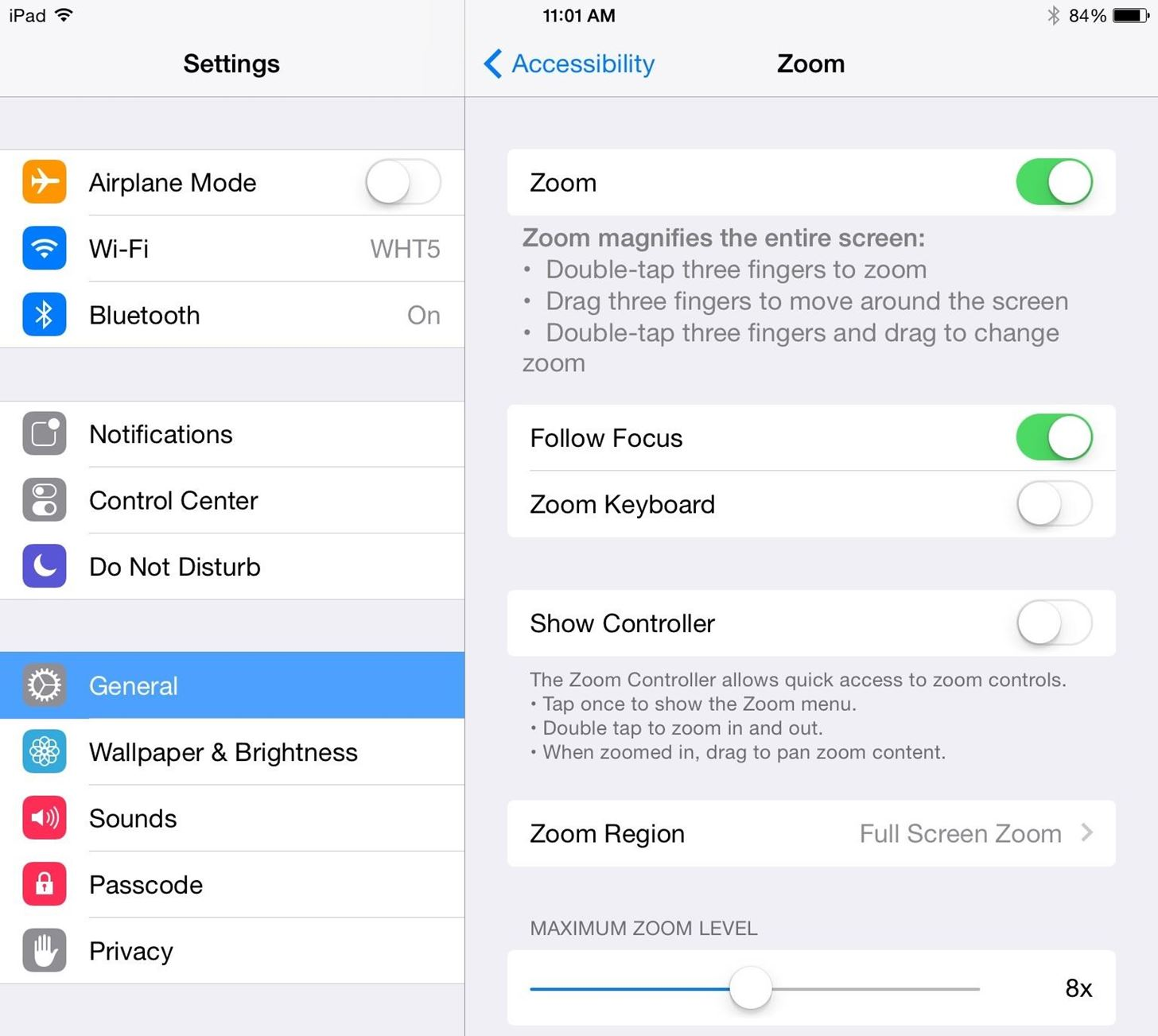 Hidden Zoom Features in iOS 8 Makes Reading Small iPhone Text Easier for Everyone
