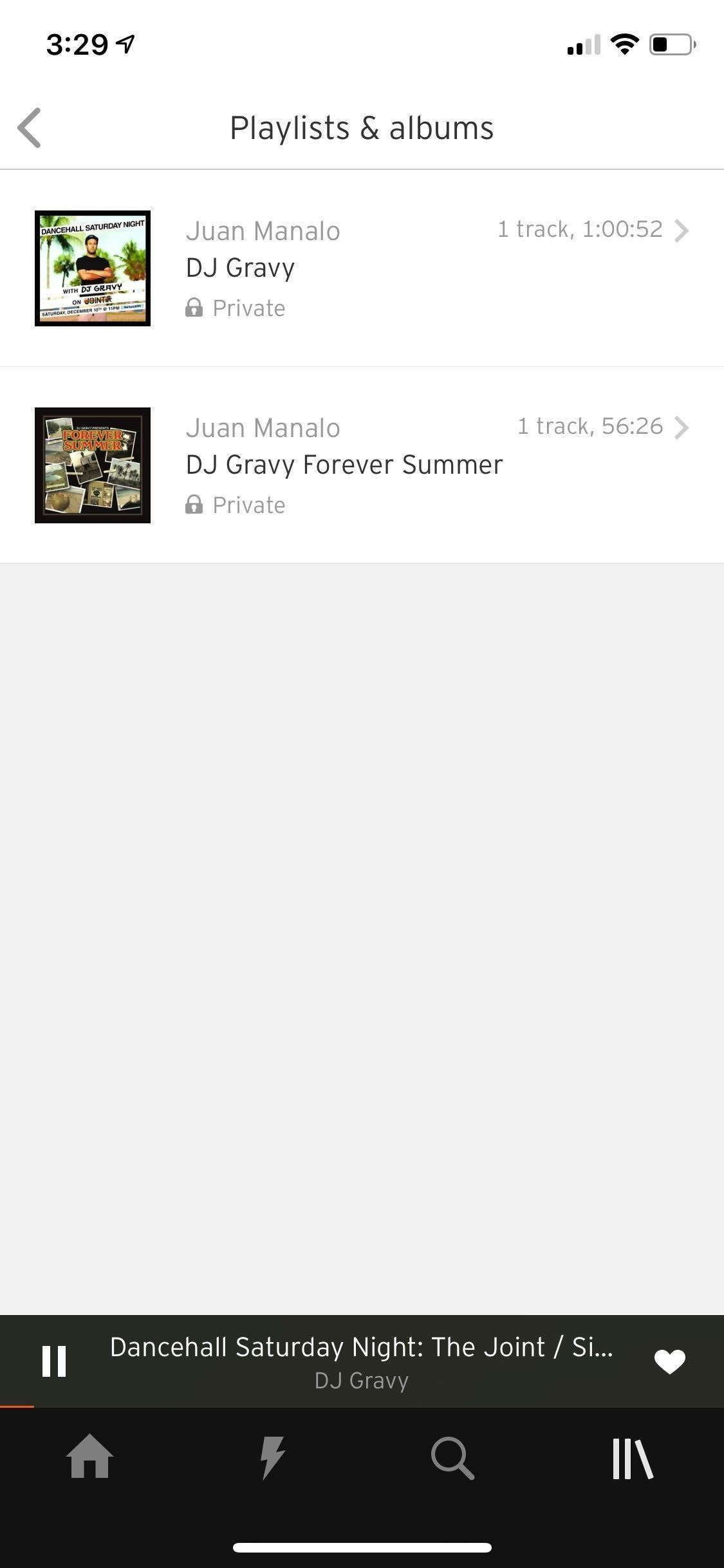Create Watch a channel in SoundCloud to discover new artists and songs.