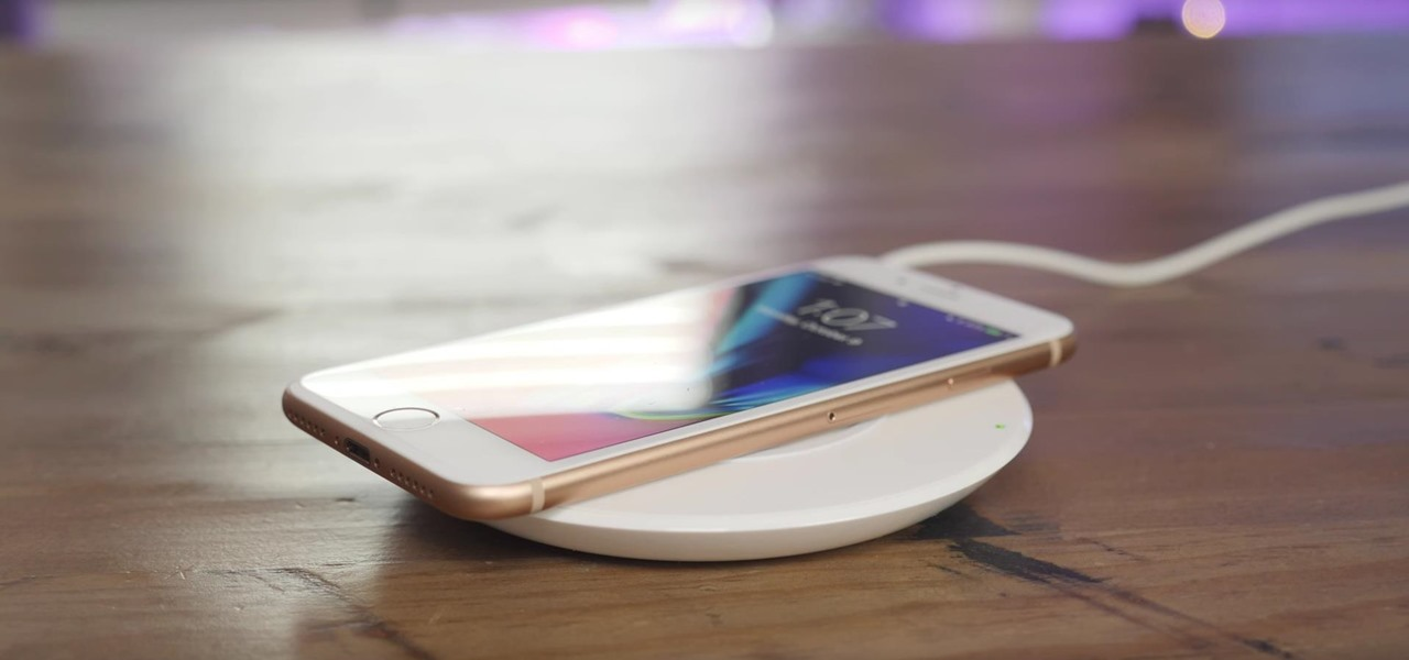 Activate Wireless Fast-Charging with the iPhone X, 8, or 8 Plus