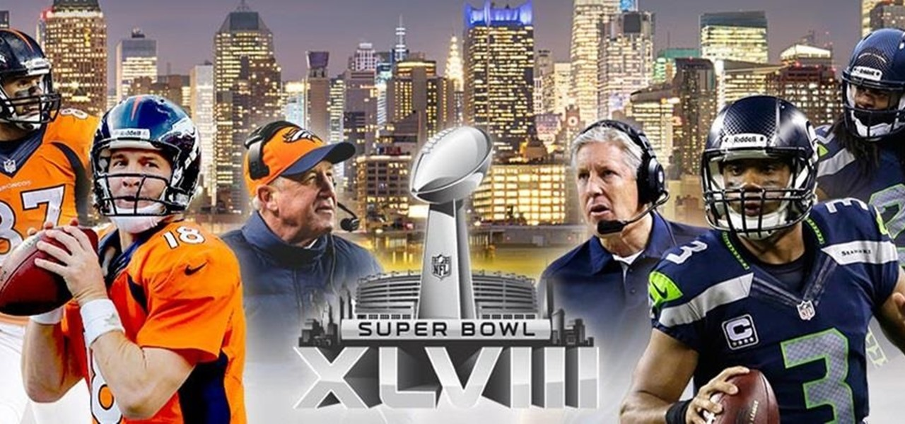 Watch the 2014 Super Bowl XLVIII Game Online or Live Stream to Your Phone or Tablet