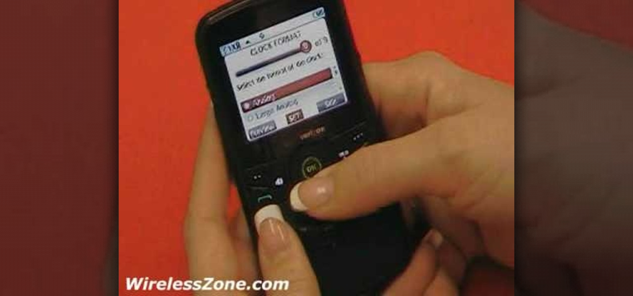 how do i hook up a new verizon phone