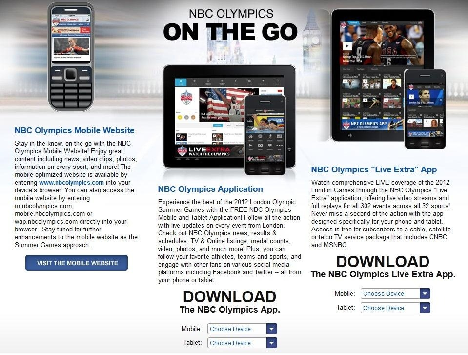 How to Watch the 2012 London Olympics Online (Legally)