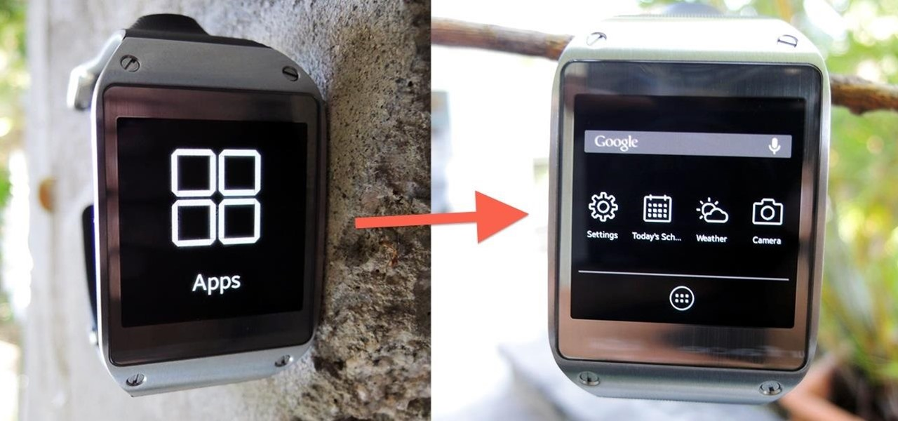 Install Nova Launcher on Your Samsung Galaxy Gear for a More Standard Android Look