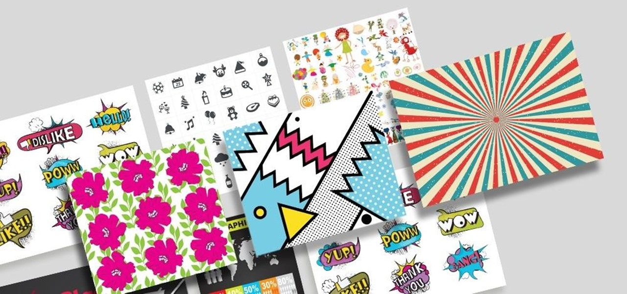 For Under $60, You Can Have Access to Over 1.2 Million Vector Images