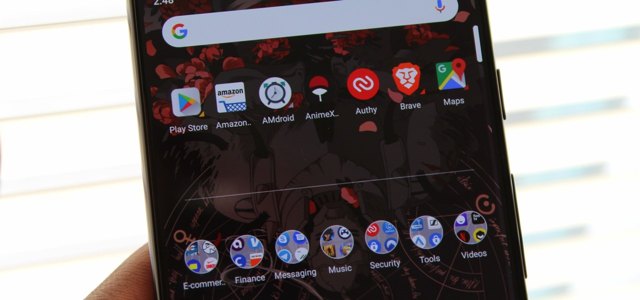 Create Folders in Your App Drawer with Action Launcher