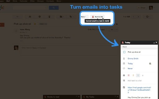 How to Add Specific Emails in Gmail to Your Astrid To-Do List in One Click