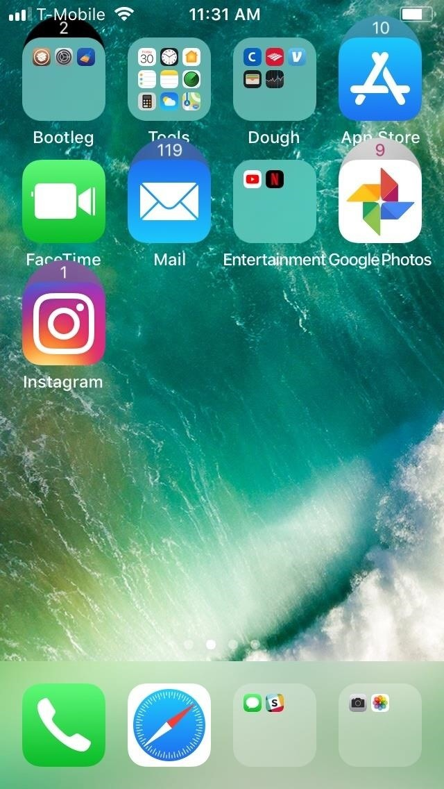 Hide Notification Badges Without Actually Removing Them from Your