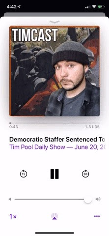Stop Episodes Automatically in Apple Podcasts So You Don't Lose Your Place in the Show After Falling Asleep