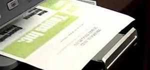 Use HP's Smart Web Printing for green printing