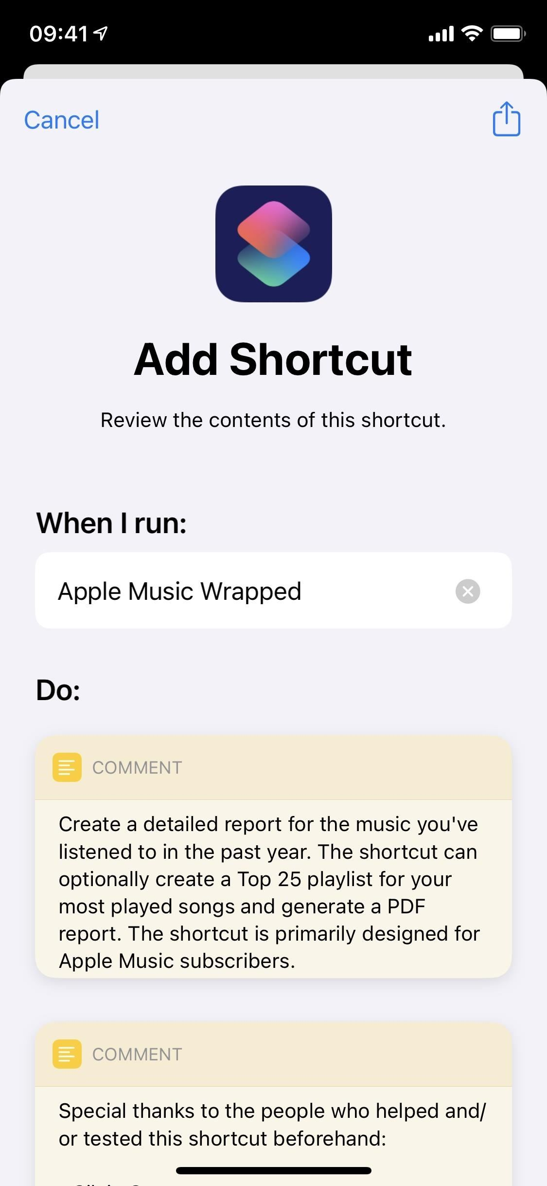 Use Apple Music Wrapped to watch your most played songs in 2020 from Apple Music or your iPhone's library