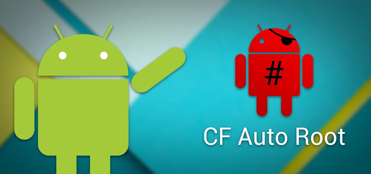 How to Root with CF Auto Root