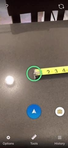 Surprising Uses: Your Phone Makes an Excellent AR Tape Measure