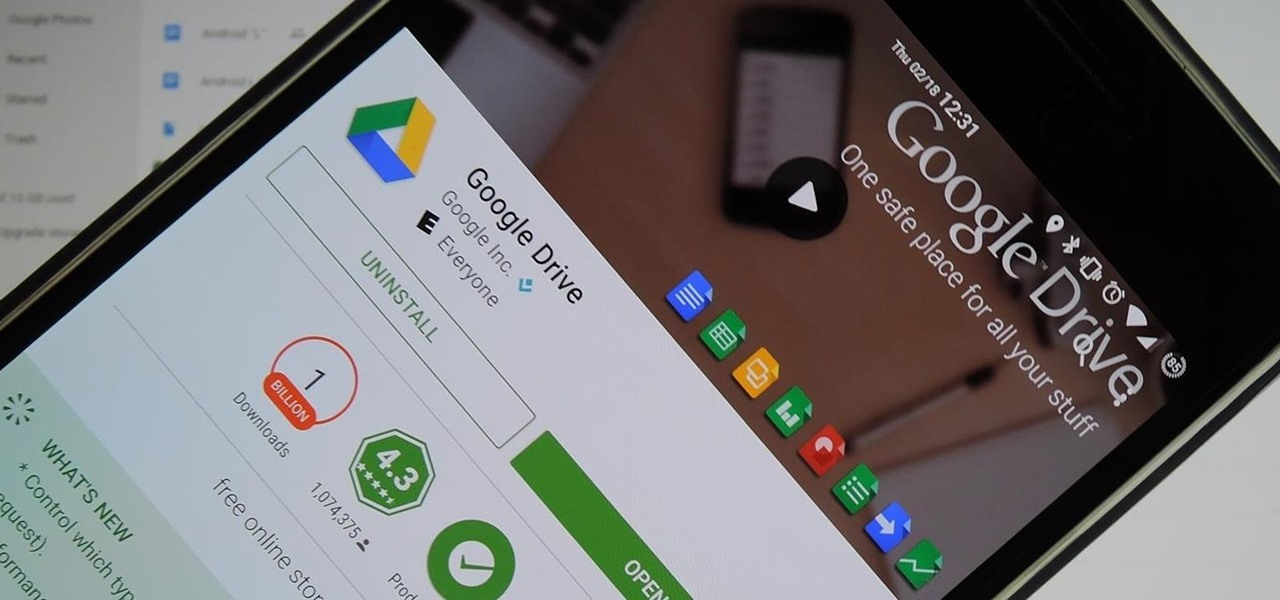 Google Streamlines Drive App & Finally Adds Trash Folder