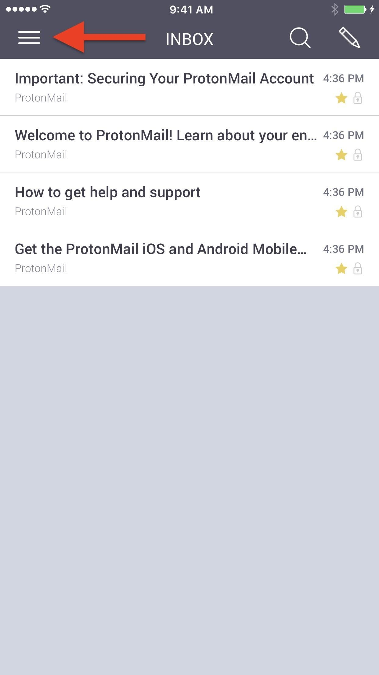 ProtonMail 101: How to Change Your Display Name That Shows Up in Emails