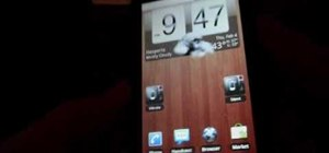 Root your Motorola Droid, fast and easy