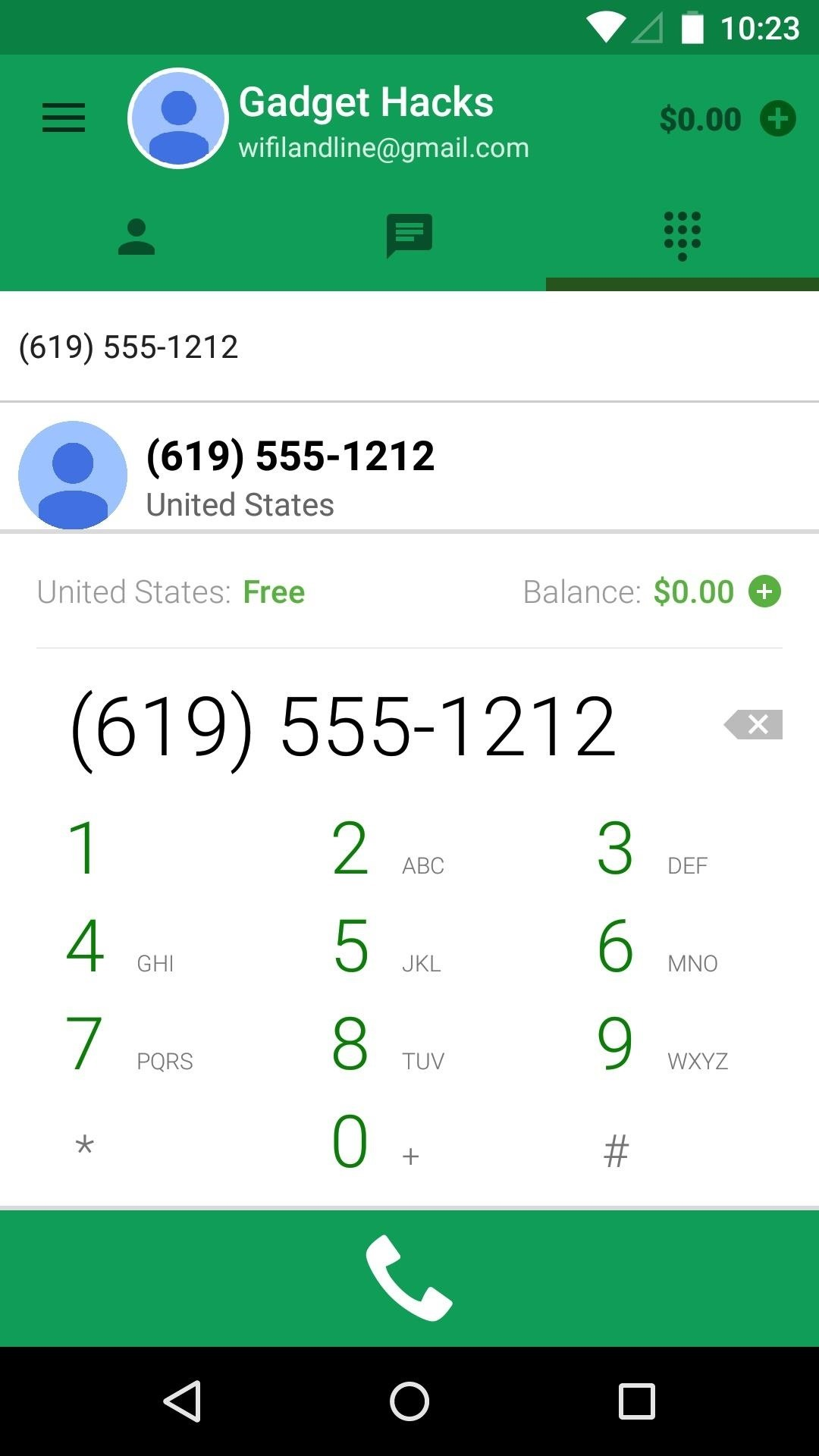 Free party line phone numbers