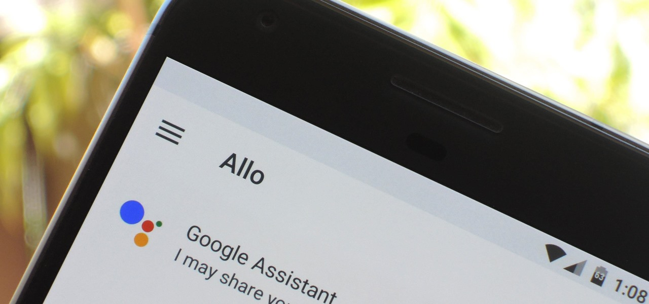 Google Allo's Latest Update Adds Chat Backups & Group Incognito Mode