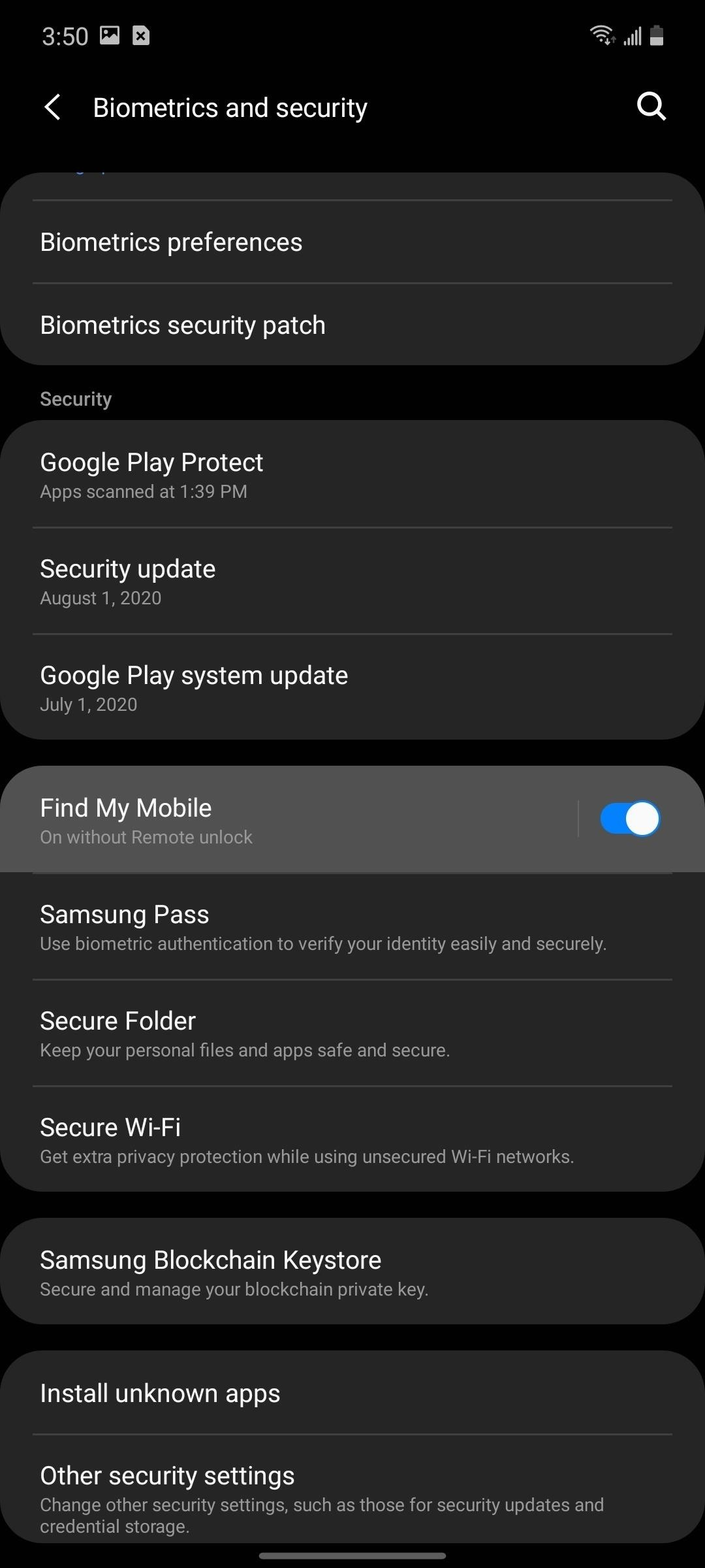 13 Galaxy Note 20 Security & Privacy Settings You Should Double Check Right Away