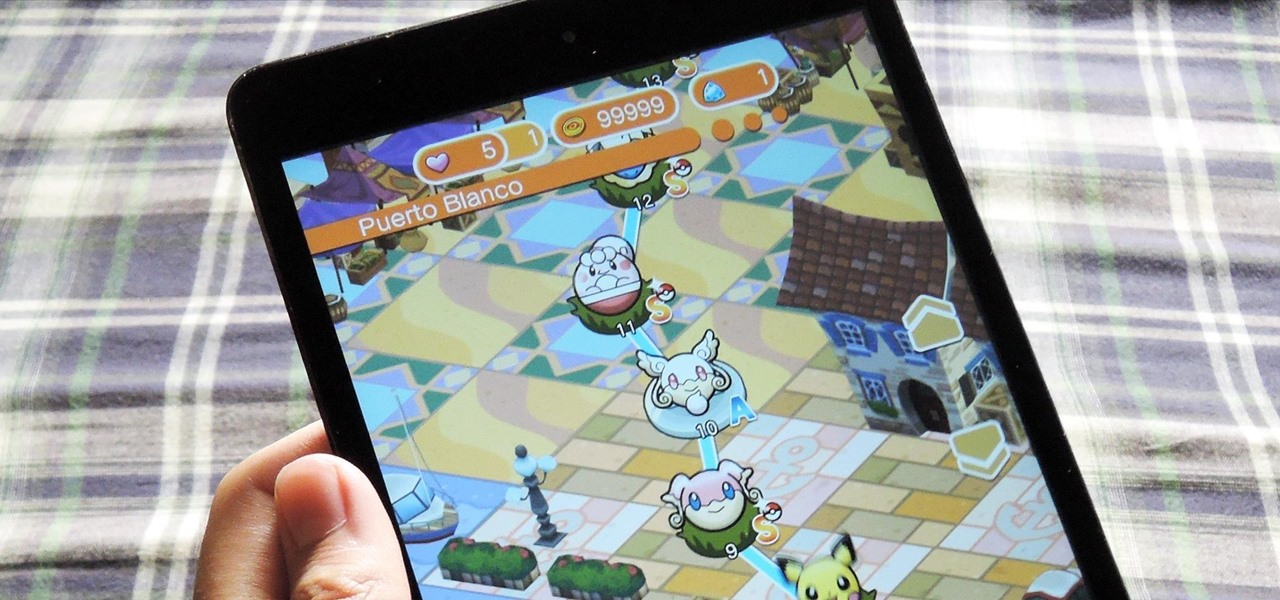 Hack Pokémon Shuffle for Unlimited Coins, One-Hit Kills, & More
