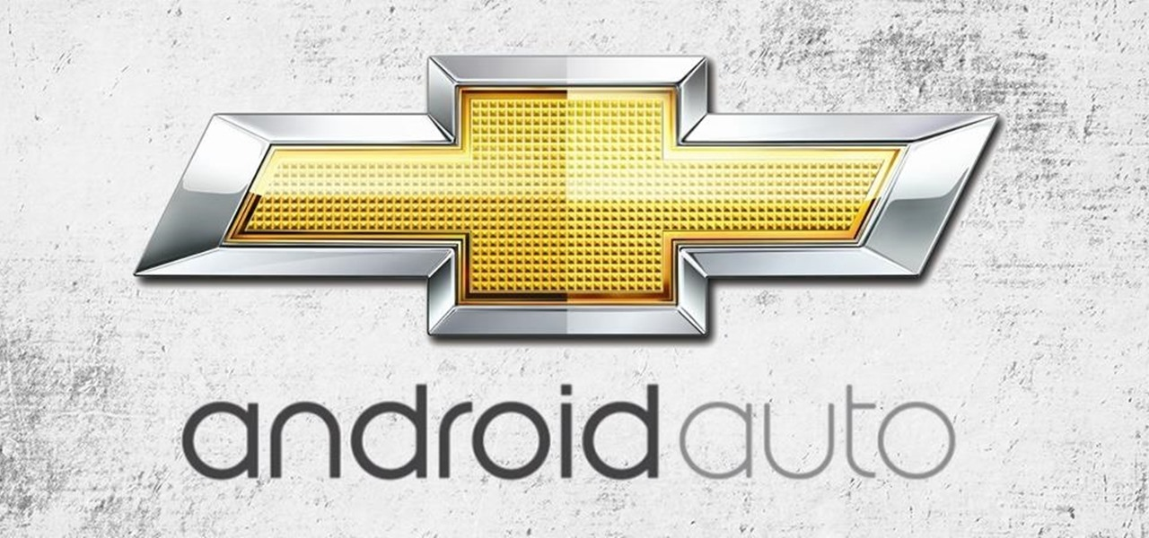Chevy Annouces Free Update That Brings Android Auto to 12 More Cars & Trucks