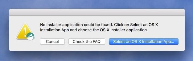 how to manually create bootable usb for mac