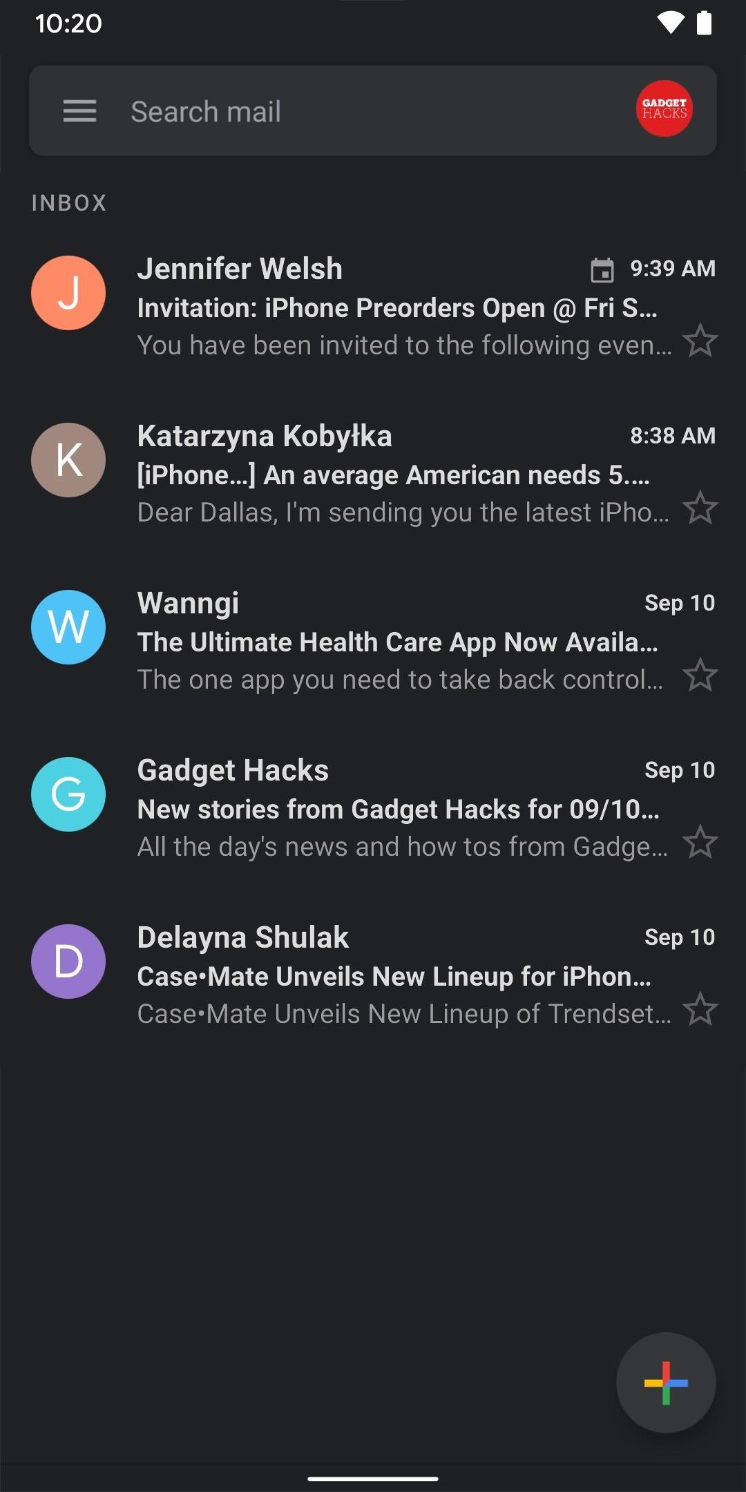 How to Enable Dark Mode in Gmail for iPhone & Android