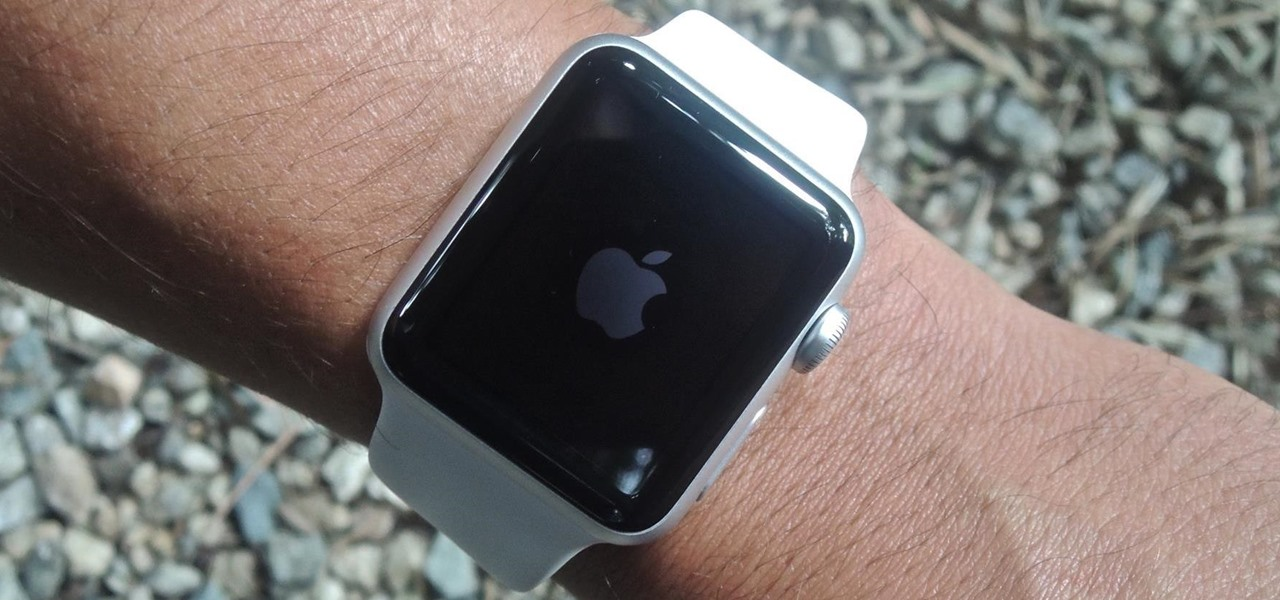 Fix a Frozen or Malfunctioning Apple Watch by Restarting It