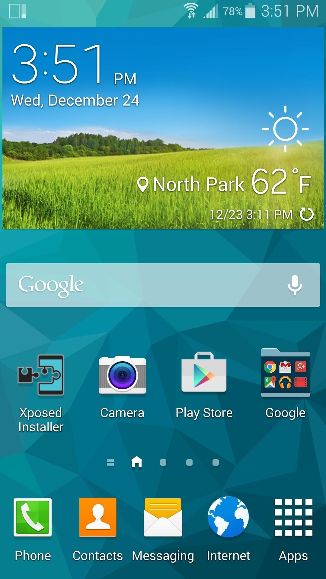 Track Data Usage in Real Time with This Status Bar Meter for Android