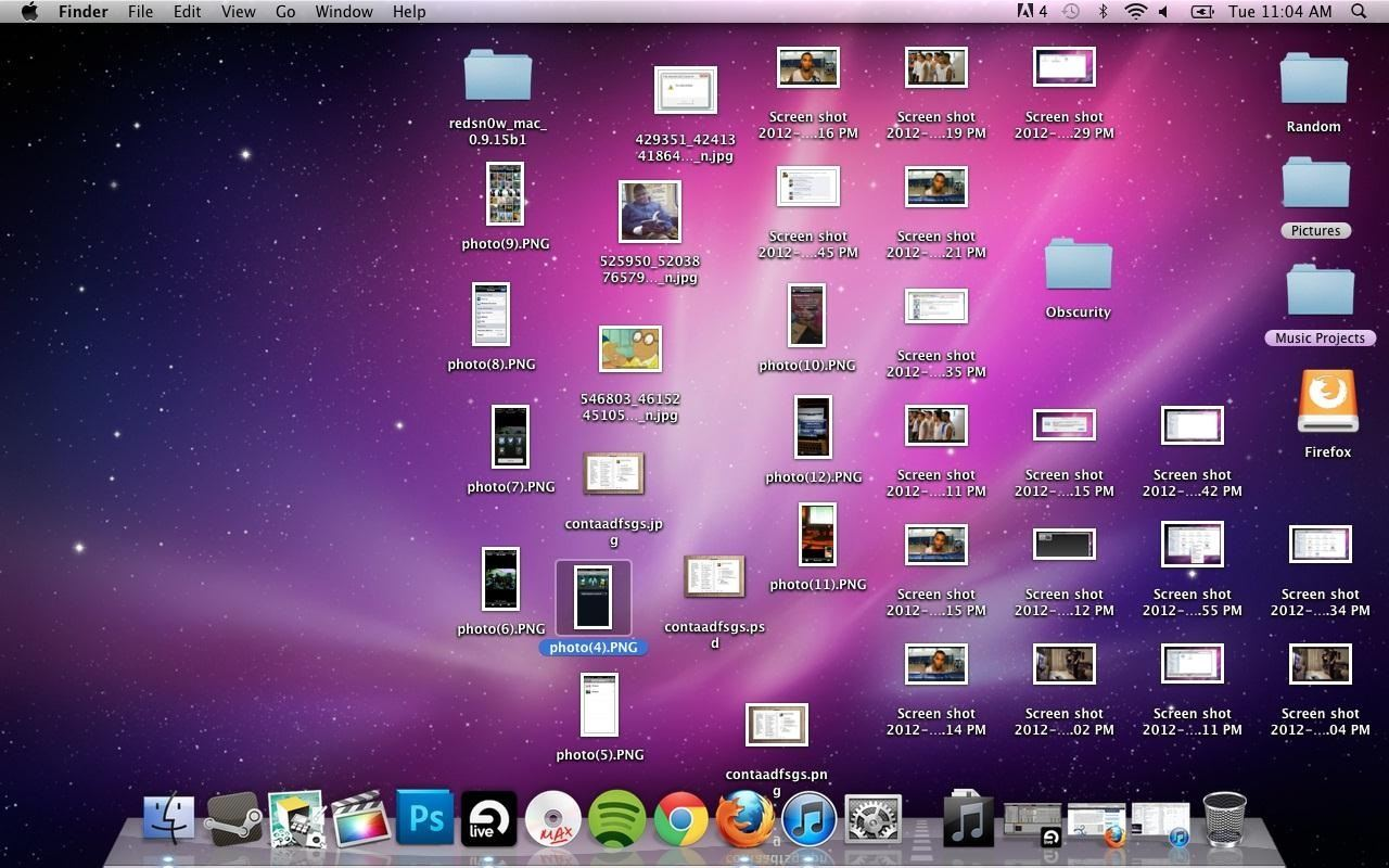 How to Organize Your Cluttered Mac Desktop with Desktop Groups' Clean Fence-Like Folders