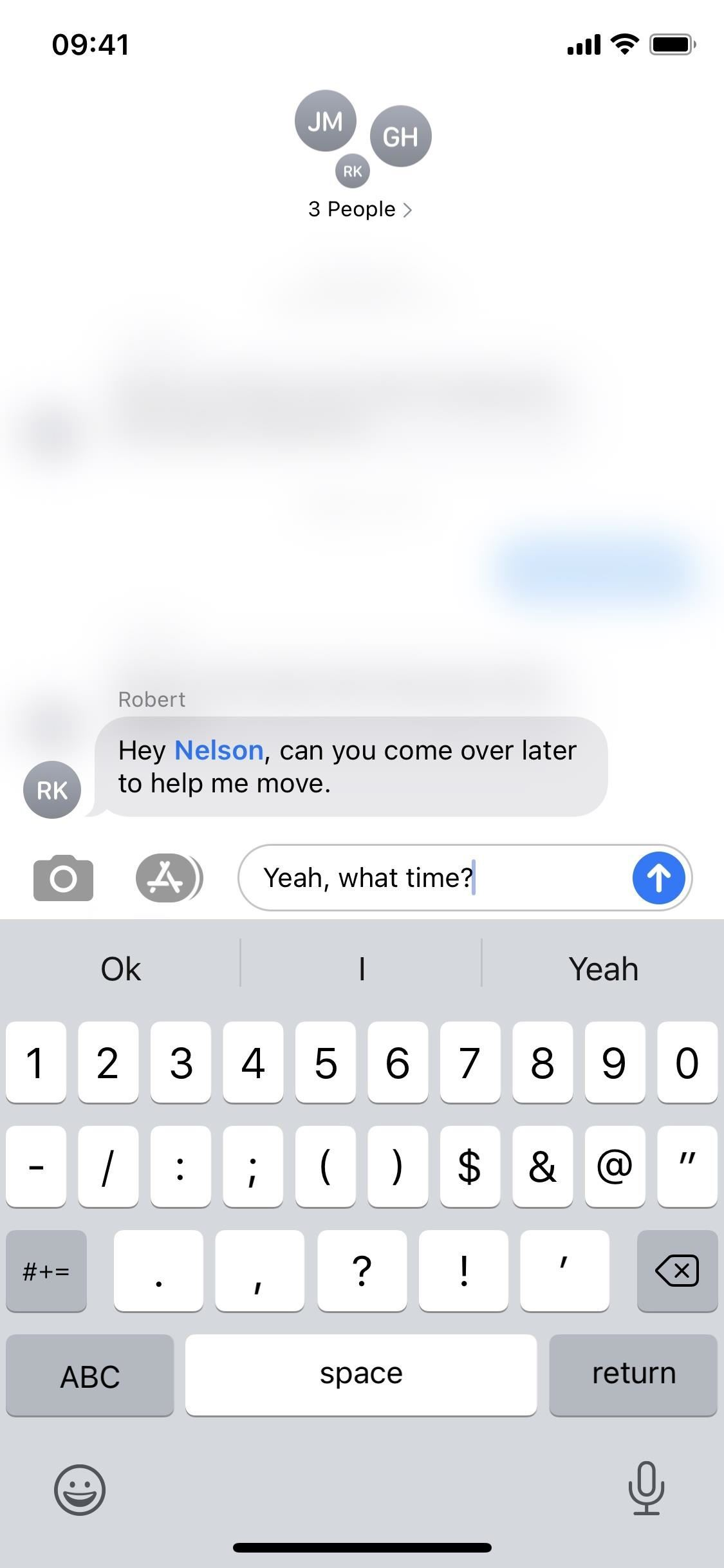How to Respond to Specific Messages in Group Threads & Single Chats Using Inline Replies in iOS 14