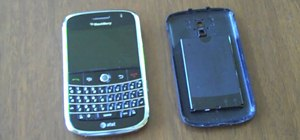 Reset Blackberry Bold 9000 / 9700 with three methods