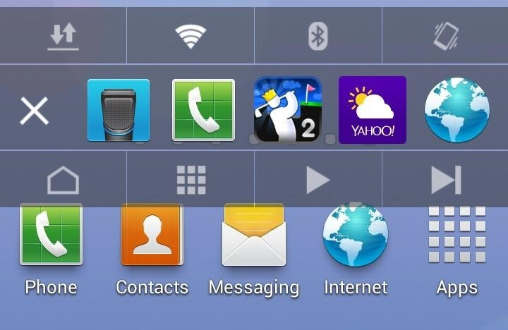 Get Fast & Customizable Access to Apps & System Settings from Anywhere on Your Samsung Galaxy S3