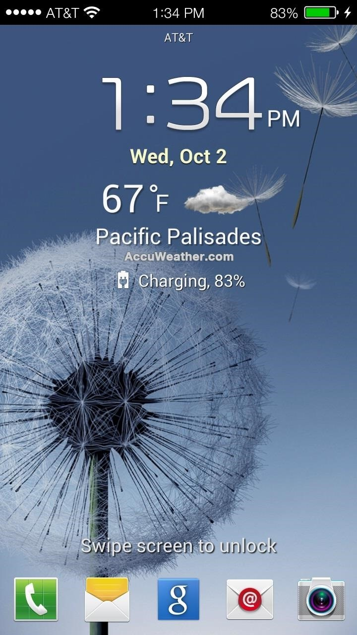 How to Upgrade Your Galaxy S3's Lock Screen to a Galaxy S4's for More Swipe Effects