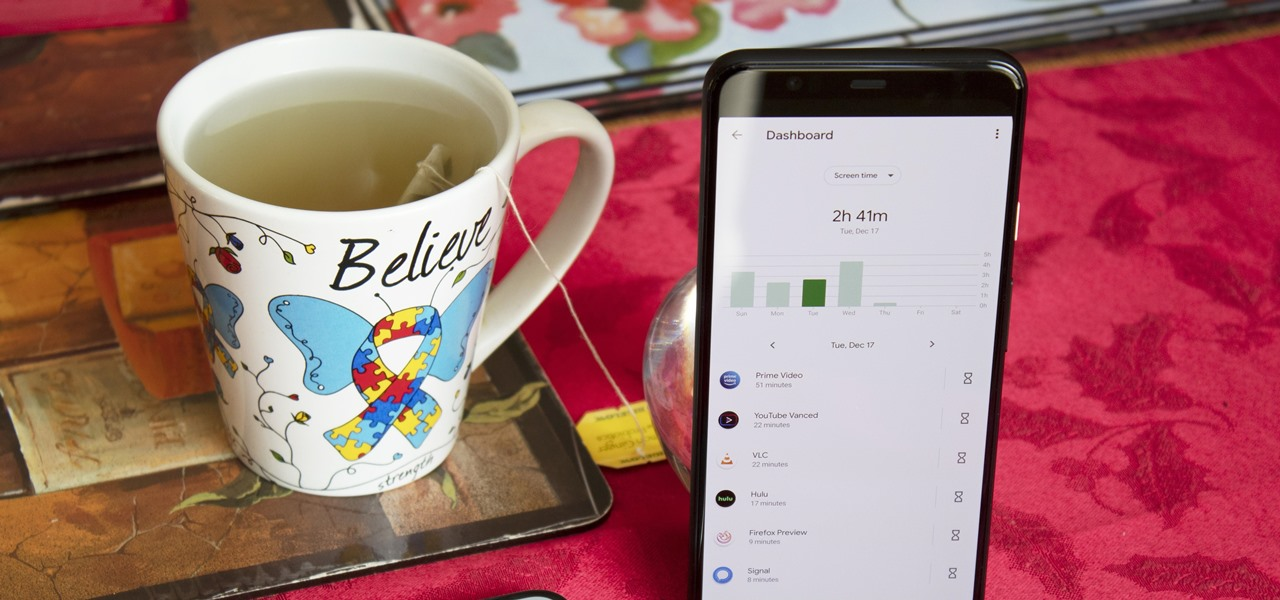 7 Ways to Use Android's Digital Wellbeing Feature to Improve Your Stress Levels