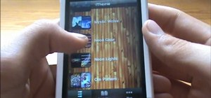 Install iTheme to get themes on your iPhone or iPod touch without jailbreaking