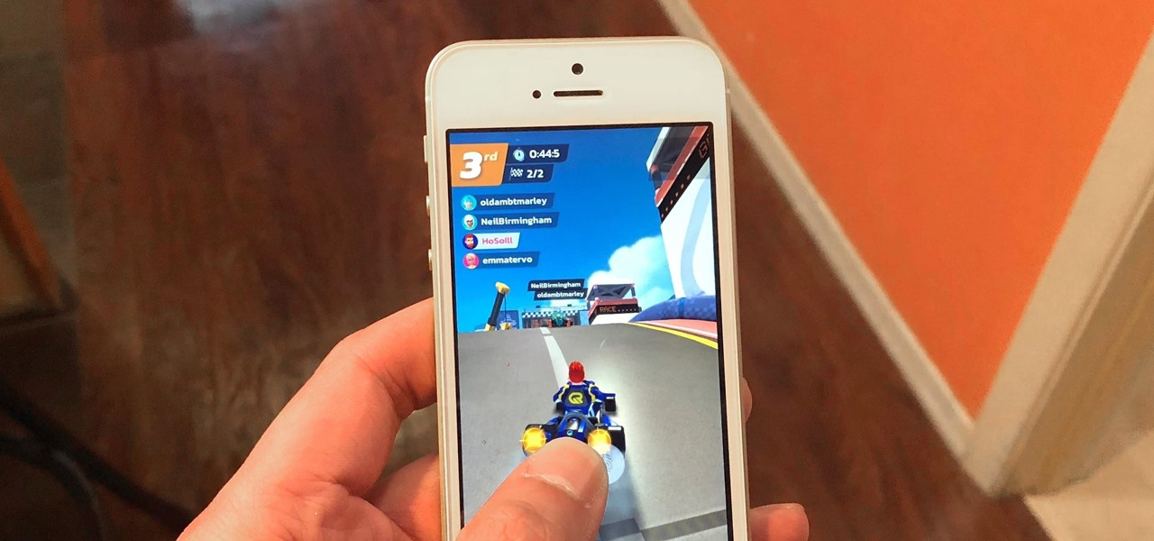 Craving a Mario Kart Gaming Experience on Your iPhone? Give