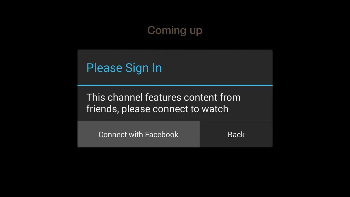 How to Cast Facebook & Twitter Feeds to Your HDTV with Chromecast