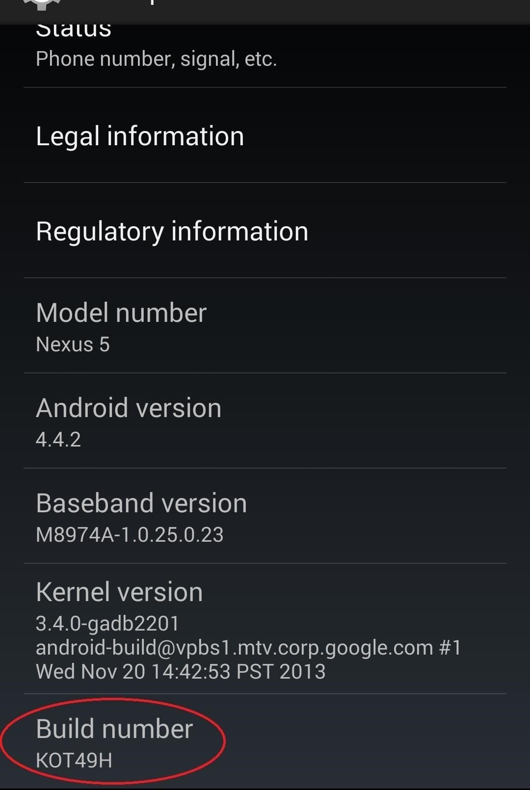How to Unlock the Nexus 5 Bootloader & Start Modding Your Android Experience