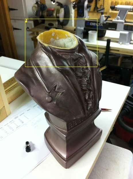 How to Make a Super Secret Batman-Style Bust Switch for Your Batcave (Or Just Your Lights)