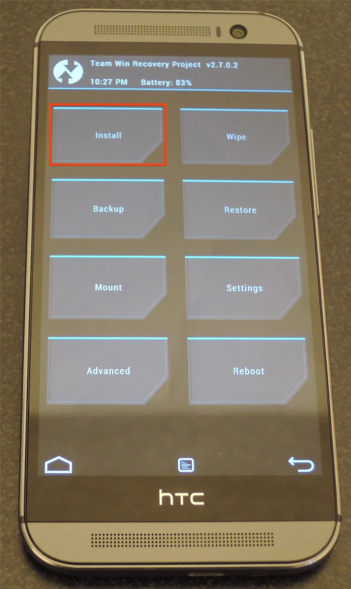 How to Get S-Off on Your HTC One M8 to Install Custom Firmware & Mods