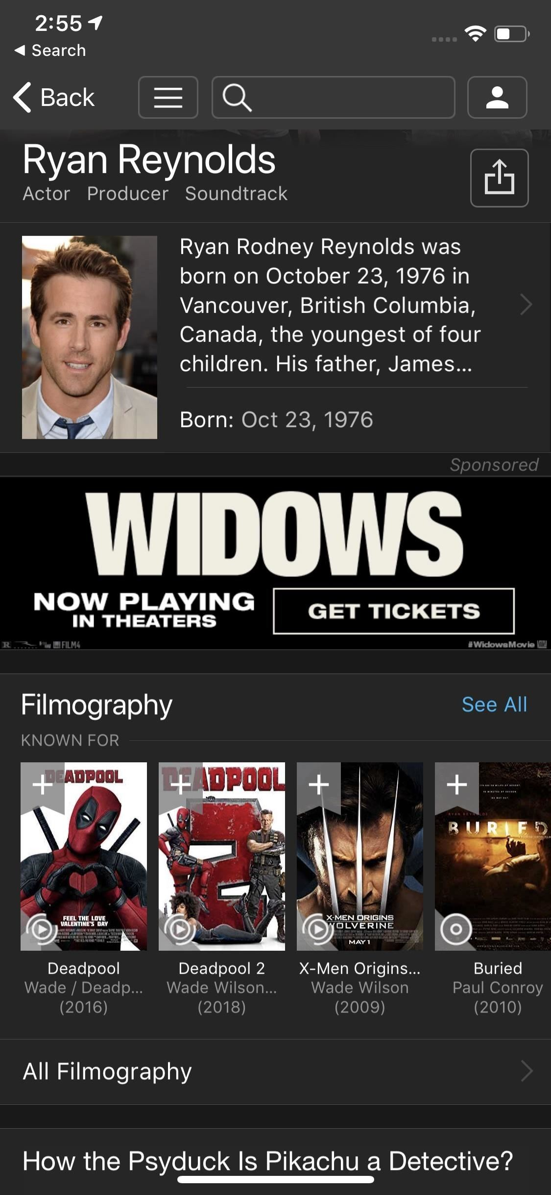 the world is not enough imdb trivia