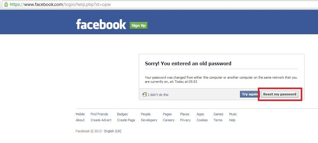 facebook account hacked and im locked out