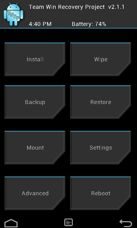 """Newly Rooted? Install """"Touch"""" Recovery on Your Samsung Galaxy S3 to Easily Flash ROMs & Mods"""