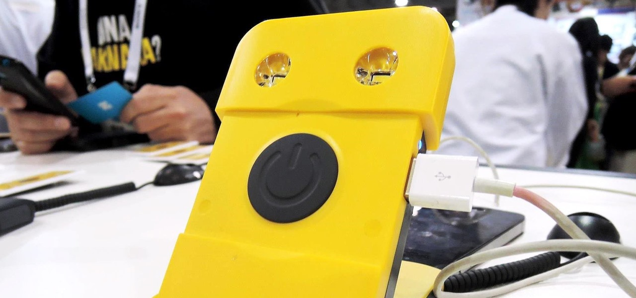 Solar-Powered WakaWaka Is a Light & Charger That Helps You Be More Socially Conscious