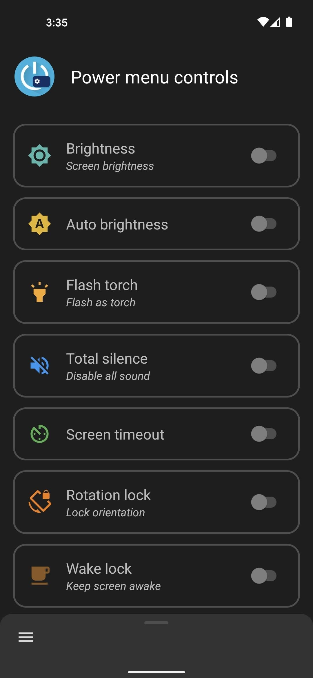 How to Add Custom Toggles to Android 11's New Power Menu
