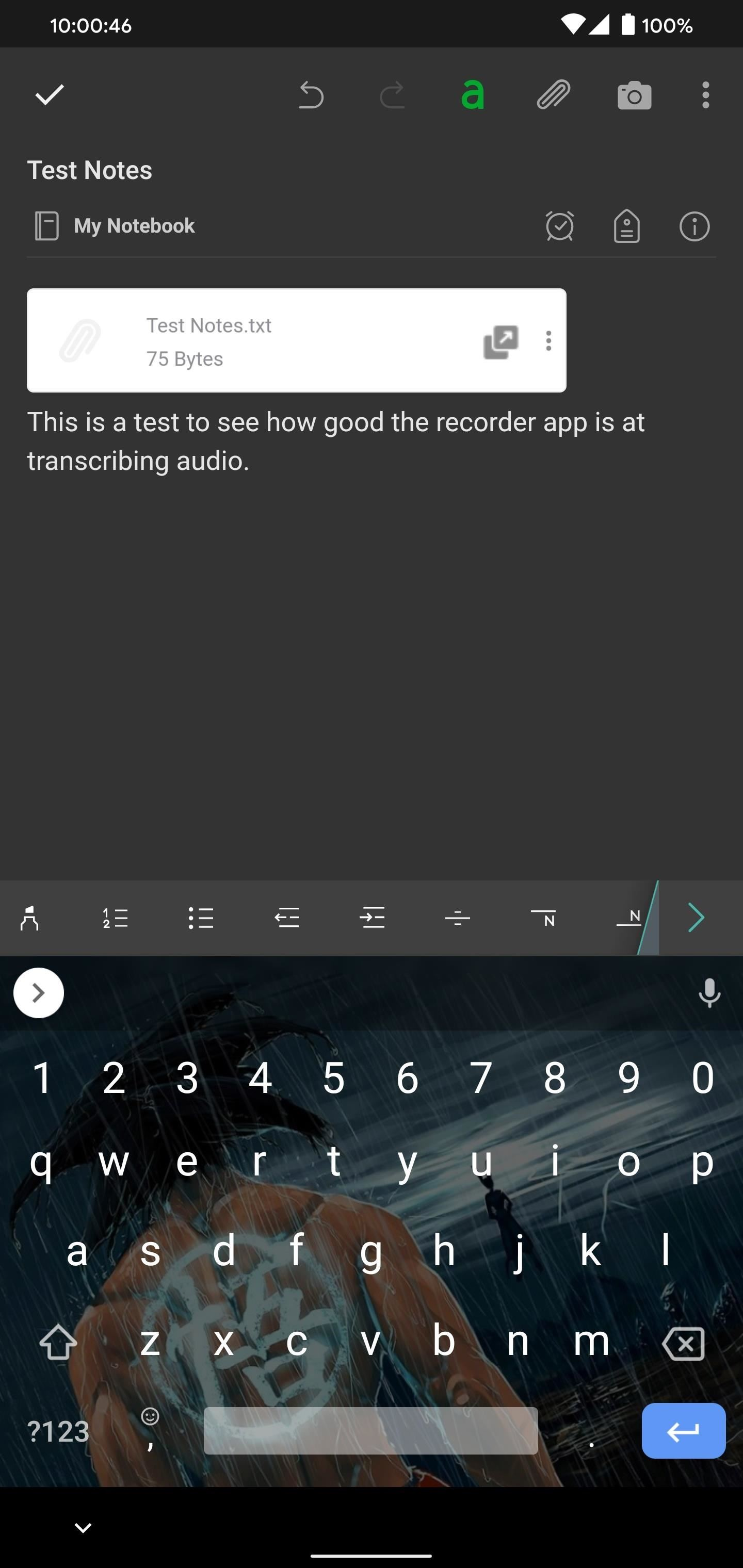 Take Better Notes on Android Without Ever Typing a Thing