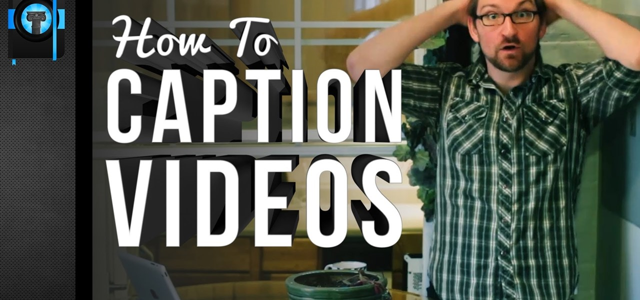 Add Captions to a YouTube Video