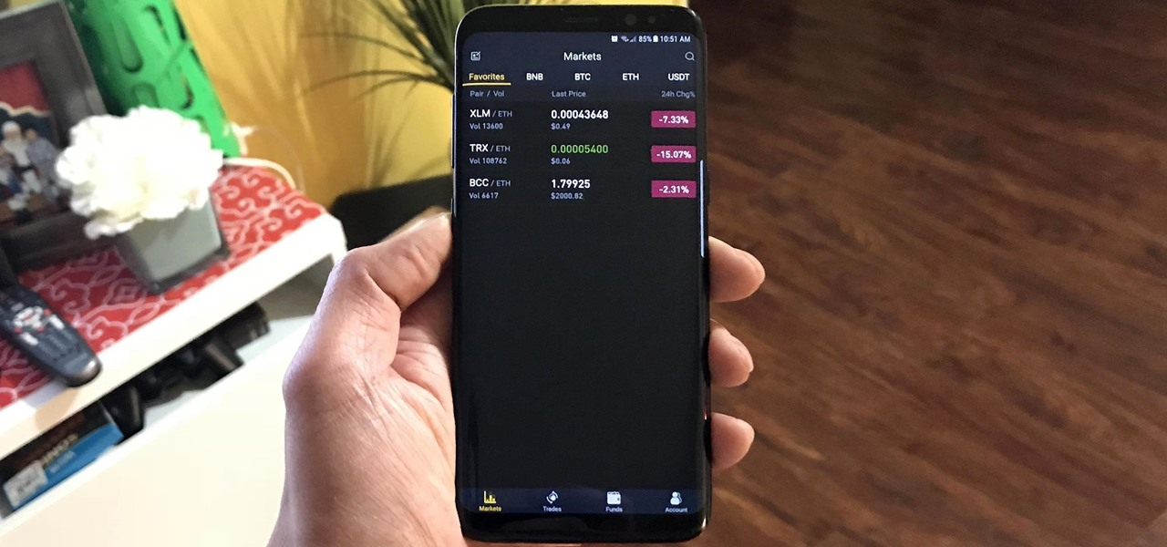 Binance 101: How to Add Bitcoin & Ethereum Trading Pairs as Favorites for  Instant Access