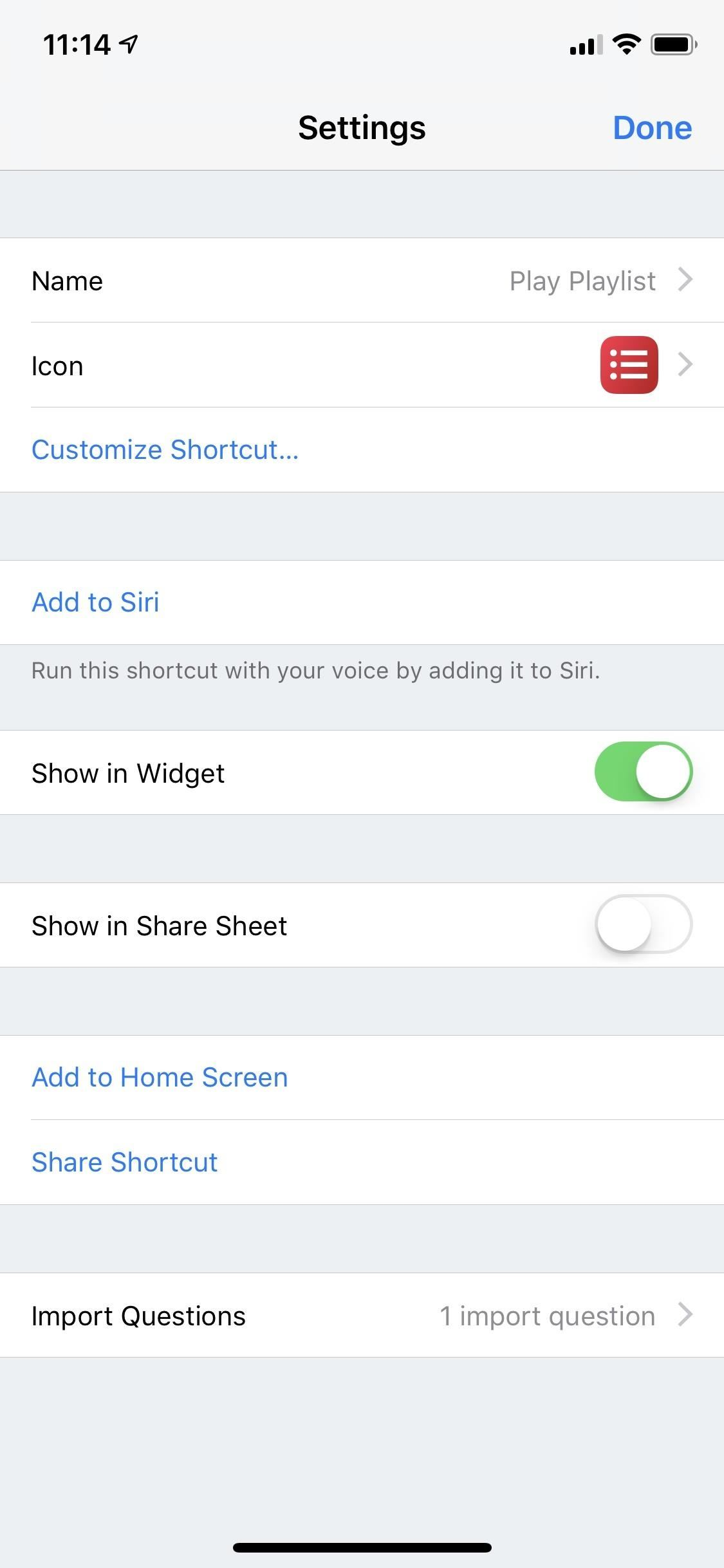 new style 72e46 cc01b How to Use the Shortcuts App on Your iPhone in iOS 12 for Custom ...