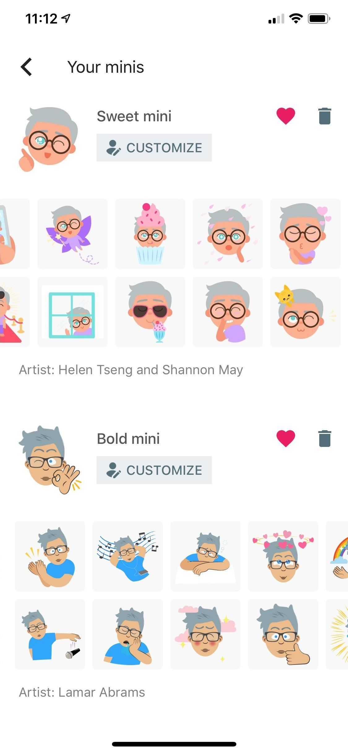 Create Mini Emoji Style Stickers of Self in Gboard for Android & iOS
